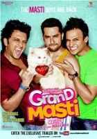 Grand Masti Wallpaper Poster