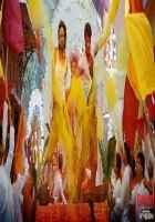 Gunday Ranveer Singh Arjun Kapoor Playing With Color Stills