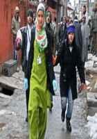 Haider Shraddha Kapoor Kashmiri Dress Scene Stills