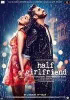 Half Girlfriend Arjun Kapoor Shraddha Kapoor Poster