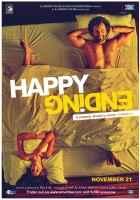 Happy Ending Saif Ali Khan Ileana Dcruz Poster