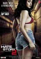 Hate Story 2 Surveen Chawla Sexy Poster