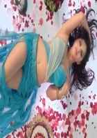 Hate Story 2 Sunny Leone Sort Blue Dress In Pink Lips Song Stills