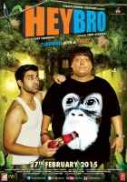 Hey Bro First Look Poster