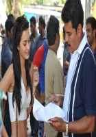 I Amy Jackson Suresh Gopi Stills