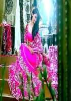 Jai Ho Daisy Shah Pink Dress Stills