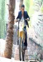 Jai Ho Salman Khan On Bike Stills