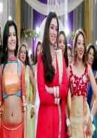 Jai Ho Tabu In Red Dress Stills