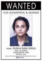 Kahaani 2 - Durga Rani Singh Vidya Balan Wallpaper Poster