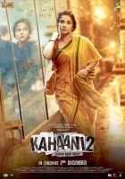 Kahaani 2 - Durga Rani Singh Vidya Balan Poster