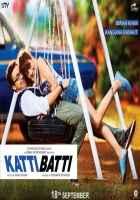 Katti Batti Imran Khan Kangna Ranaut Wallpaper Poster