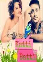Katti Batti Imran Khan Kangna Ranaut Poster