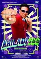 Khiladi 786 Image Poster