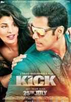 Kick Jacqueline Fernandez Salman Khan Wallpaper Poster