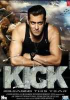 Kick Salman Khan Wallpaper Poster