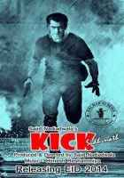 Kick Salman Khan Poster
