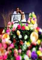 Kick Salman Khan Jacqueline Flowers Car Stills