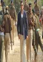 Koyelaanchal Suniel Shetty And Polic Force Stills