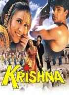 Krishna Sunil Shetty Karishma Kapoor Poster
