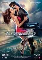 Krrish 3 Hrithik Roshan Kangana Ranaut Poster