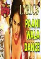 Kuch Kuch Locha Hai Sunny Leone In Paani Wala Dance Song Stills