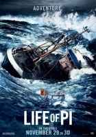 Life Of Pi Wallpaper Poster