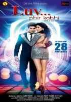 LUV Phir Kabhie Sourav Roy Meghna Patel Poster