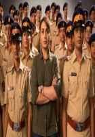 Mardaani Rani Mukerji With Police Team Stills
