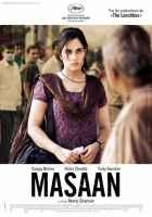 Masaan Richa Chadda Poster