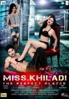 Miss Khiladi - The Perfect Player Sexy Poster