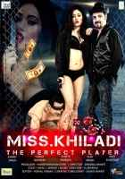 Miss Khiladi - The Perfect Player Wallpaper Poster