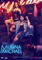 Munna Michael Tiger Shroff Nidhhi Agerwal Poster