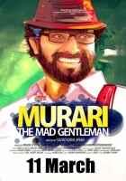 Murari The Mad Gentleman Yajuvendra Pratap Singh Poster