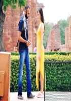 On The Ramp Ranvir Shorey Urvashi Sharma In Romantic Scene Stills