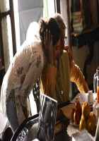 Piku Deepika Padukone And Amitabh Bachchan Picture Stills