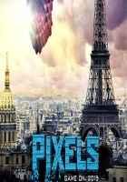 Pixels Pic Poster