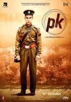 PK (PeeKay) Aamir Khan Poster