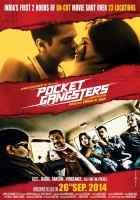 Pocket Gangsters Kissing Poster