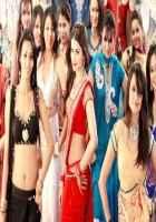 Policegiri Prachi Desai in Red Saari Stills
