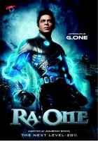 Ra One First Look Poster