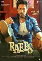 Raees Shahrukh Khan Wallpaper Poster