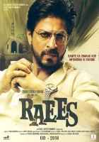 Raees Shahrukh Khan Poster