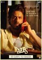 Raees Shahrukh Wallpaper Poster