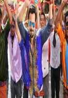 Raja Natwarlal Emraan Hashmi Dancing Style With Goggle Stills