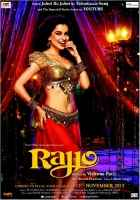 Rajjo First Look Poster