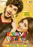 Ramaiya VastaVaiya Girish Taurani Shruti Haasan Wallpaper Poster