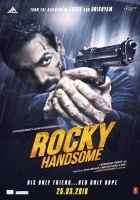 Rocky Handsome Pic Poster