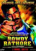 Rowdy Rathore Akshay Kumar Poster