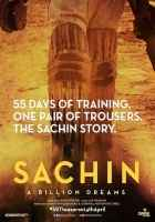 Sachin - A Billion Dreams Image Poster
