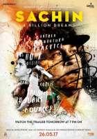 Sachin - A Billion Dreams Sachin Tendulkar Wallpaper Poster